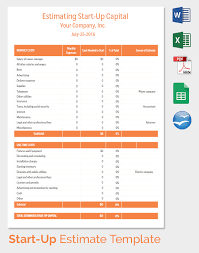 blank estimate template u2013 23 free word pdf excel google sheets