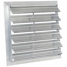 tpi industrial fan parts shutter for 24 exhaust fan ces 24