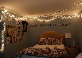 ways to hang christmas lights indoors 45 ideas to hang christmas lights in a bedroom shelterness inside