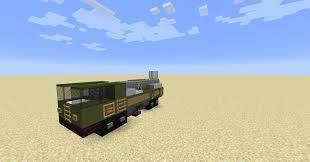 minecraft truck detail scud launcher minecraft minecraft