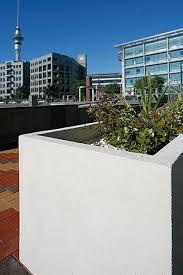 Concrete Planter Boxes by Bespoke Precast Concrete Planter Boxes Custom Concrete Planters