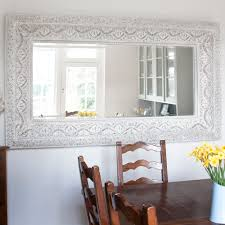 full length white mirrors large mirror free uk delivery