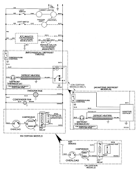 wiring diagrams and schematics for diagram for refrigerator