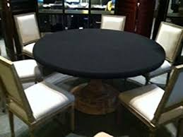 tablecloth for 48 round table amazon com black felt poker table cover black tablecloth bonnet