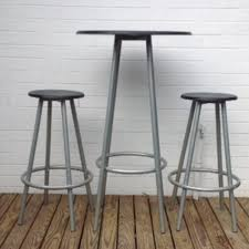 table with 2 stools round breakfast bar table and 2 matching stools cleanstart