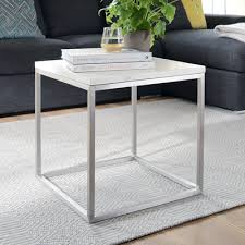rectangular marble coffee table marble side table white dwell