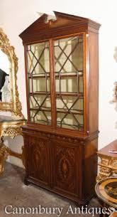 Mahogany Bookcase Mahogany Bookcases Antique Furniture Canonbury Antiques