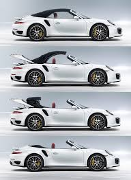 porsche 911 convertible white porsche 911 turbo s cabriolet for sale ruelspot com