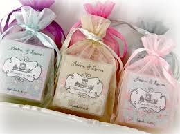 soap favors shabby chic wedding favors soap favors set of 10