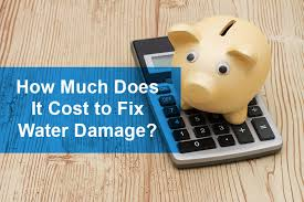 how much does it cost to fix a brake light how much does it cost to fix water damage a comprehensive look