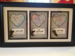 Wedding Keepsake Gifts We Met We Married We Live Craft Valentines Pinterest