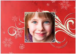 16 free photoshop templates for christmas images free red