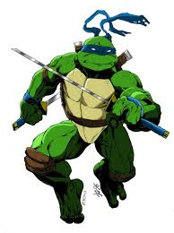 leonardo colors teenage mutant ninja turtles chewydraws