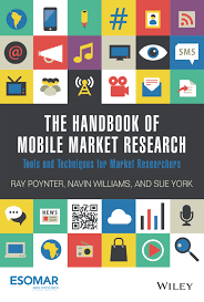 the handbook of mobile market research mobilemeasure