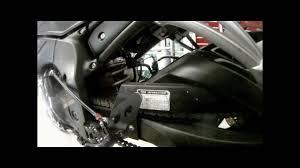 yamaha fz1 motorcycle maintenance pt 2 brakes fluids tires