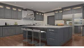 what color cabinets match black granite top 7 amazing kitchen countertop ideas for your grey