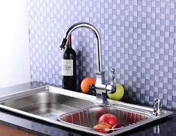 chrome plated streamline sleek design faucets