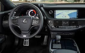 lexus ls 500 f sport 2018 lexus ls 500 f sport picture gallery photo 17 22 the car