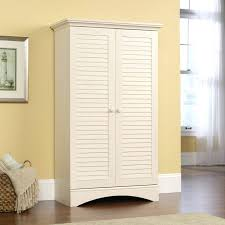 Wood Storage Cabinet With Locking Doors Locking Wood Storage Cabinets Alanwatts Info