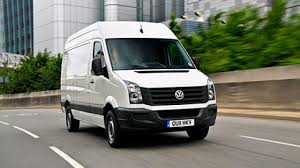 volkswagen crafter back first drive the vw crafter top gear