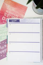 condren lifeplanner how to organize your life ali in bloom
