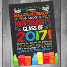 kindergarten graduation invitations 41 graduation invitation designs free premium templates