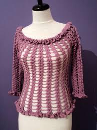 crochet blouses 116 best crochet blouses images on crochet blouse