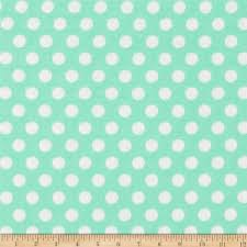 seafoam green home decor michael miller kiss dot seafoam green home and colors
