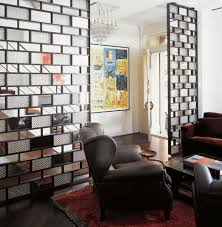 divider designs for dining and living living room contemporary