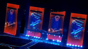 Blue Light Live The Rolling Stones Shine A Light Live In Amsterdam Youtube