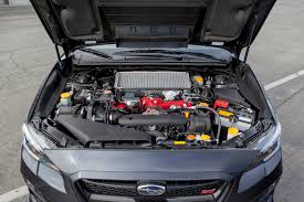 subaru wrx stock turbo subaru wrx sti engine has u201creached the highest point u201d
