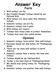 comprehension review thanksgiving turkey theme