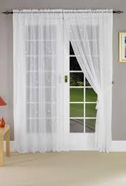 High Window Curtains Doors High Window Curtains 15 Brilliant Door Treatments