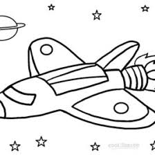 coloring pages rocket ship archives mente beta complete