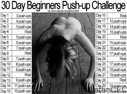 Challenge Properly I M Doing Three 30 Day Fitness Challenges Abs Squats Push Ups
