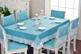 Where To Buy Table Linens - lately high quality kitchen dining table cloth and chair cover set