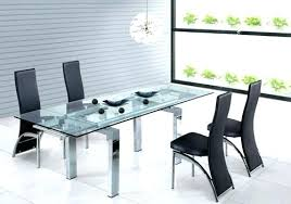 large glass top dining table glass top dining room table weddingphoto co