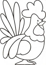 animal preschoolers coloring page free download