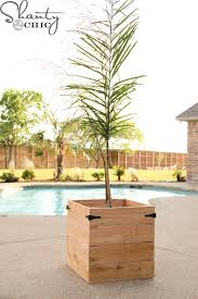 diy planter box diy cedar planter box shanty 2 chic