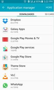 application manager android how to turn app notifications on android