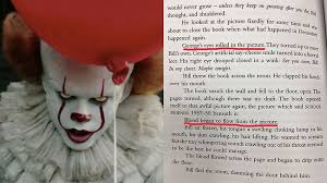 in the bad room with stephen 7 terrifying scenes from stephen king s it we badly hope are in