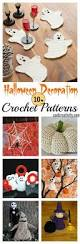 Free Halloween Decoration Ideas 58 Best Crochet Halloween U0026 Thanksgiving Images On Pinterest