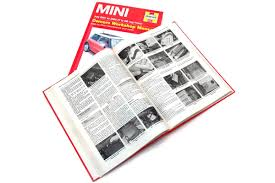 haynes mini owners manual gen 1