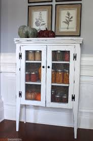 Jelly Cabinet With Glass Doors Jelly Cabinet Free Diy Plans Jelly Cabinet Cabinet Plans And