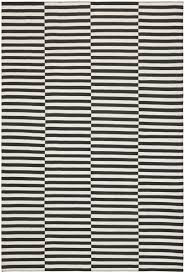 Black And White Stripped Rug Rug Rlr5315c Cameron Stripe Ralph Lauren Area Rugs By Safavieh