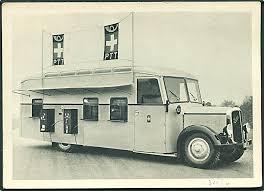 bureau de poste 1er ptt rullende postkontor frankeret 10 c stemplet 1er bureau de