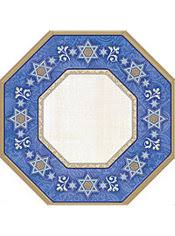 passover paper plates judaic traditions passover dinner plates 8ct party city