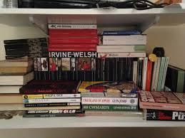 lit literature search post bookshelves
