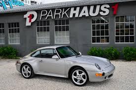 porsche carreras 1998 used porsche 911 s 911 s 993 widebody at