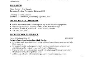 help desk cover letter resume academic coordinator for technician